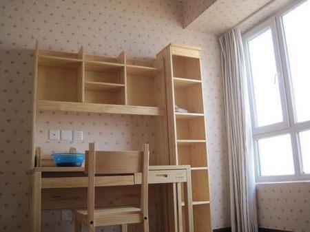 80平米两室两厅装修设计图 温馨实用简约家高清图片