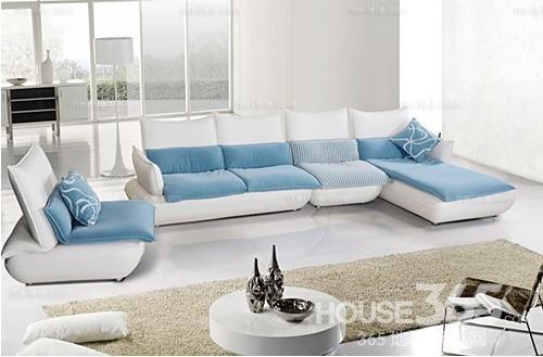 风格各异的转角沙发图片
