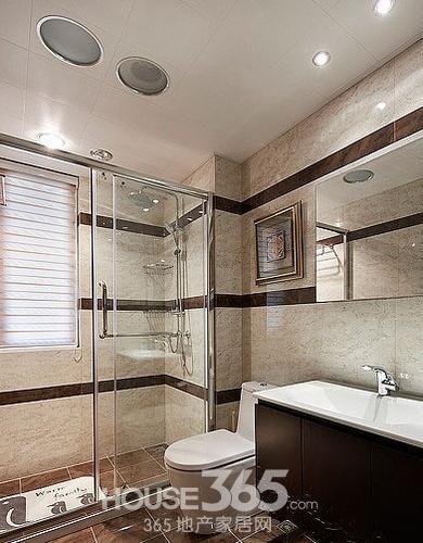 150平米房屋设计图 三室一厅装修明艳照人