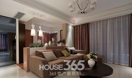 150平米房屋设计图 三室一厅装修明艳照人-36