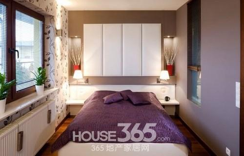 小户型卧室装修图片 16款迥异风格一次看个够