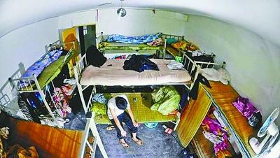 北京出台新规禁止房屋群租 南京群租房现象很普遍图片
