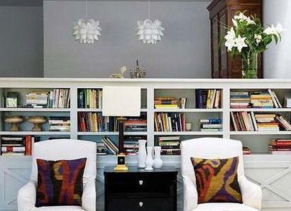 客厅隔断效果图 创意设计14例不可错过