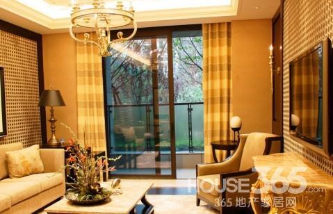 客厅移门效果图选择完美家庭门窗-365地产家居网