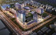 绿宝广场 营造新区繁华