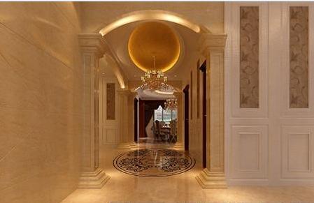 欧式新古典装修风格欣赏-365地产家居网