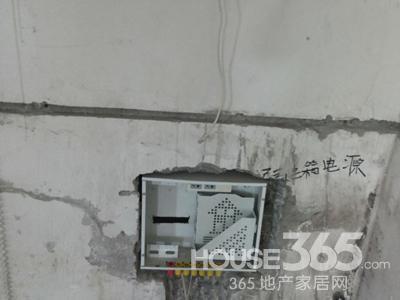 家装电箱接线图
