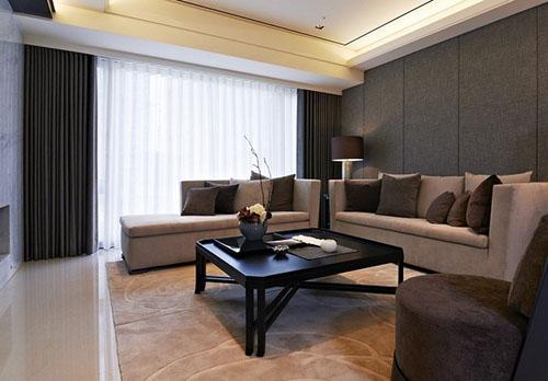 客厅家居装修效果图-365地产家居网