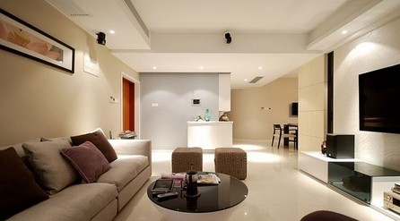 白色的男士 ·賞80后新房裝修效果圖 巧婦省錢裝 ·120平最新家居裝修