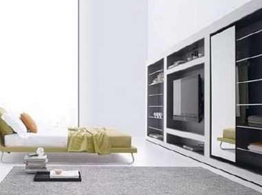 家装影视墙设计效果图高清图片