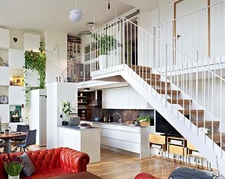 楼梯装修材质楼梯装修效果图大全2012图片装饰楼梯