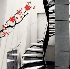 欧式楼梯装修效果图 打造时尚潮流空间