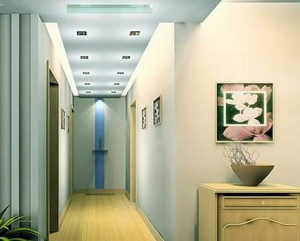 家装走廊吊顶效果图 简约大气装修