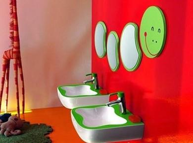 欧式浴室装修图2013图片大全 初秋卫浴设计
