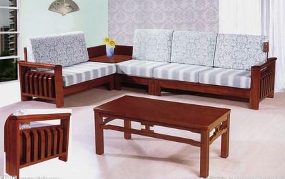 实木布艺沙发优缺点图片