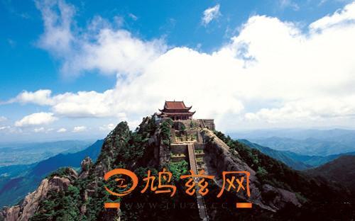 池州市九华山风景区——图片来源于网络