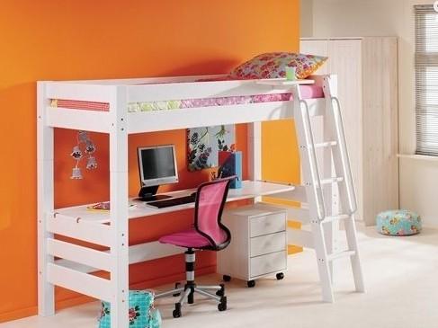 多功能家具为儿童房扩大更多的活动空间