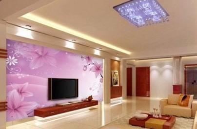 电视墙装修效果图欧式