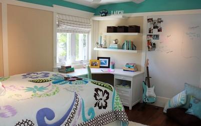 卧室带书房装修效果图赏析