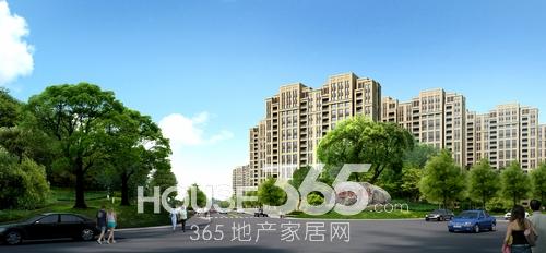 南京琥珀森林装修