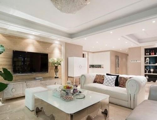 室内装修欧式风格图片