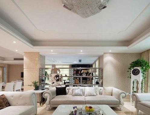 室内装修欧式风格 感受西式设计
