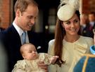 威廉凯特夫妇携乔治小王
