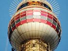 上海东方明珠塔进行19