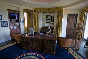 看美国富人怎么玩:为圆梦建四千万仿白宫豪宅
