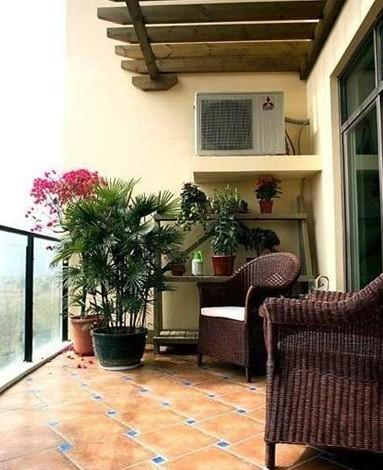 华浔装饰分享家庭阳台装修设计知识 值得你参考