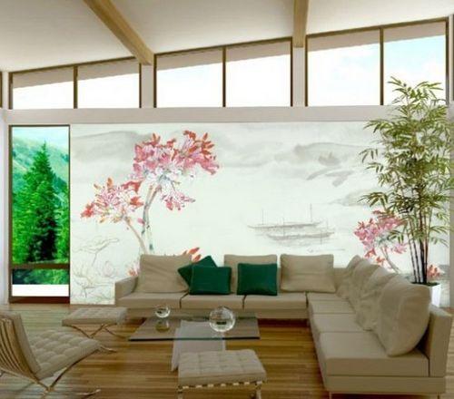 装饰客厅手绘效果图 为您呈现精彩