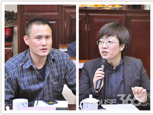 365资讯频道总监王燕主持论坛,业内设计师对话家用光伏发电话题