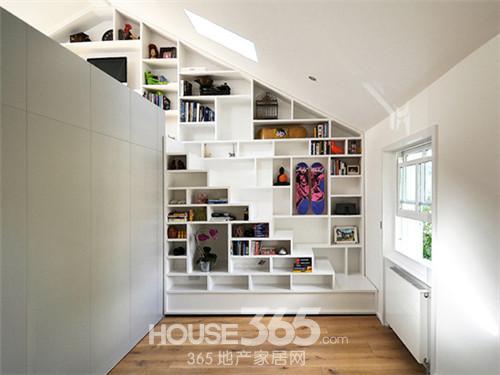 空间交互设计图小阁楼创意无限大装修v空间是ui?图片