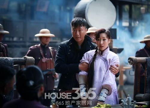 《一代枭雄》陈祉希变演员 热