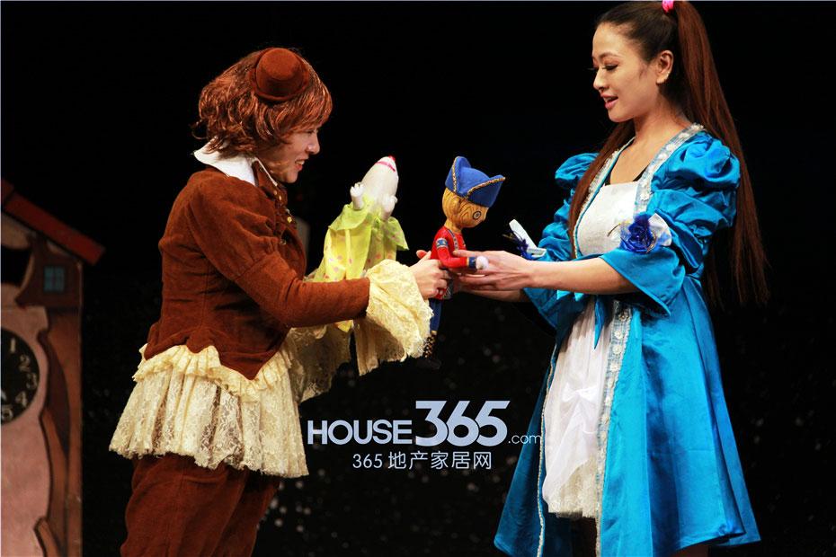 芜湖万科城|儿童木偶剧|胡桃夹子|芜湖大剧院|365