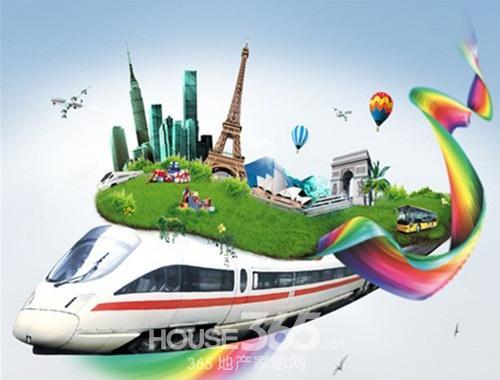 项目周边环绕徽园,欢乐岛,极地海洋世界,翡翠湖等公园娱乐场所