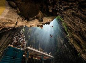 如梦如幻 探访世界上最美的15个地下城