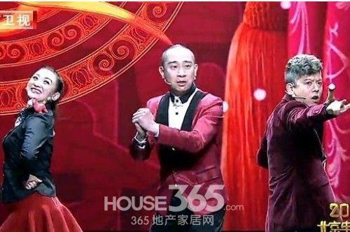 北京卫视春晚被评为业界良心 白凯南反串黛玉葬花成高潮