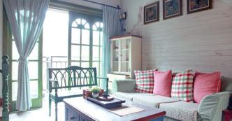 新房客厅装修效果图 塑造最美家居风情