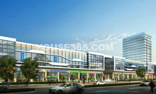 建伟国际汽车城三期约4万方商铺今年将推出