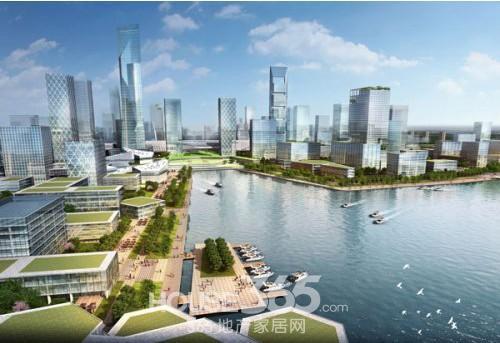 高铁新城未来规划图-高铁新城VS活力岛板块PK 新城老城更爱谁