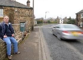 英国男子住所14年被撞40余次 被称最倒霉房屋
