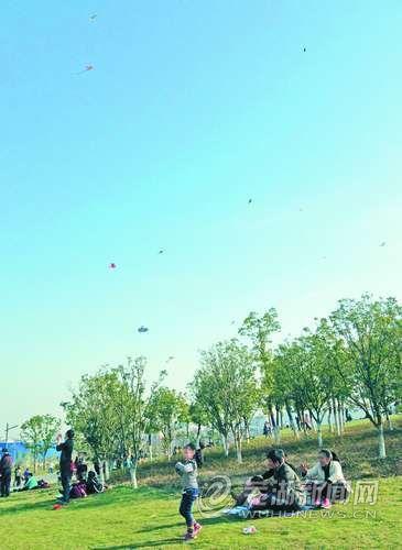 芜湖神山公园成市民踏青新选择 3个新景点将锦上添花