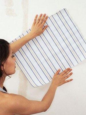 如何让家居日久如新 选好壁纸工作