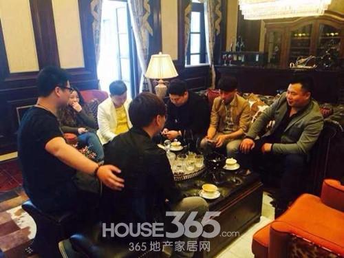 SCC超跑俱乐部 下午茶尽在香樟图片