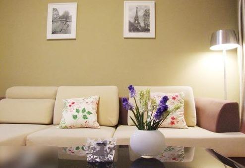 2室2厅装修设计效果图  绝美软装很给力
