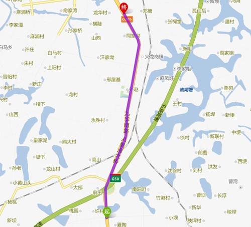芜湖市弋江区龙华陵园路线图--鸠兹网-芜湖清明祭祀小高峰即将来临 图片