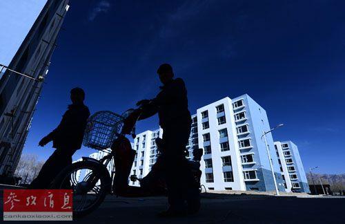青海省海西蒙古族藏族自治州德令哈市保障房